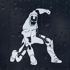 Iron Man héroe de los Vengadores Tony Stark Coche Decal Pegatina De Vinilo Para Ventana O Parachoques