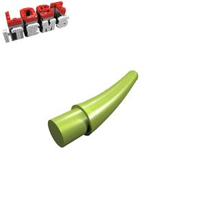 20 x limettengrün neu 53451 Horn LEGO Stachel Klaue