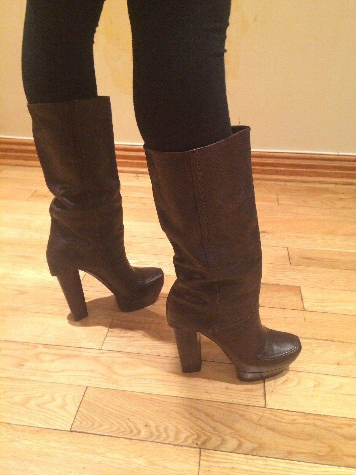 Costume National    Boots, Size 39 16081e
