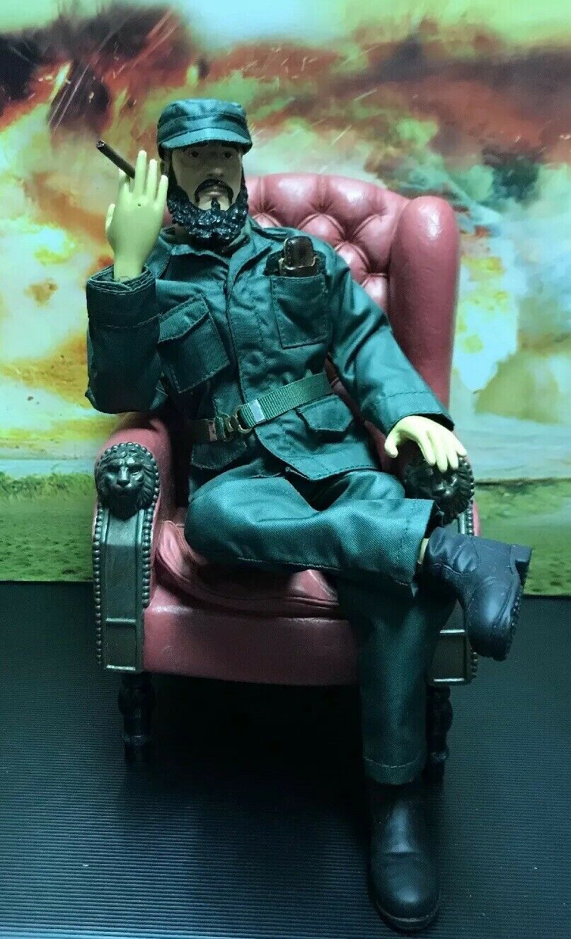 Fidel Castro 1 6 Maß Action Figur