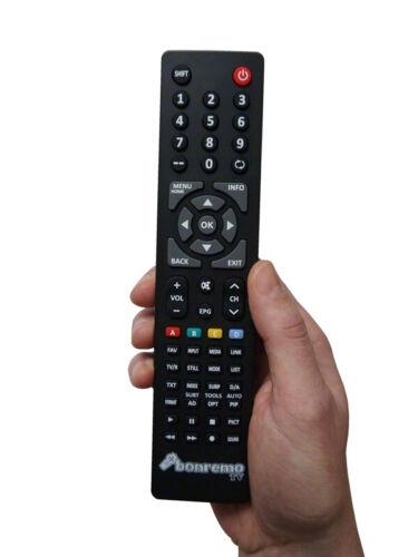 BC53189B Ersatzfernbedienung für MEDION LIFE P13500 MD21500 MSN 30023520