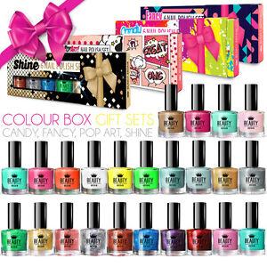 24-x-Luxus-Grosse-Nagellack-24-Verschiedene-Farben-4-Geschenkboxen-10-ML-Qualitaet