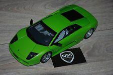 1/18 Lamborghini MURCIELAGO verde ithica Autoart SEE INFO! NO BOX USED