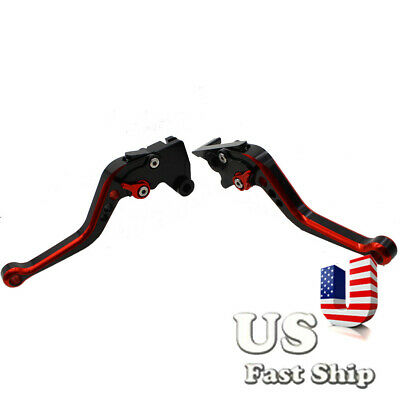 FXCNC CNC Short //Long Brake Clutch Lever For Yamaha YFZ450 YFZ450R 2009-2017