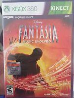 Fantasia: Music Evolved (microsoft Xbox 360) Game Brand & Factory Sealed