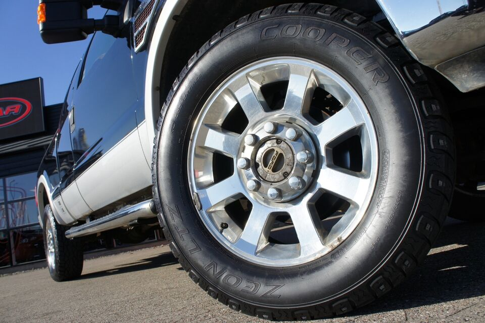Ford F-250 6,4 V8 TD Super Duty Lariat 4x4 Diesel aut.
