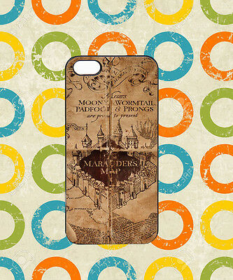 Hogwarts Marauders Harry Potter Case For iPhone iPad Samsung Galaxy Cover 401