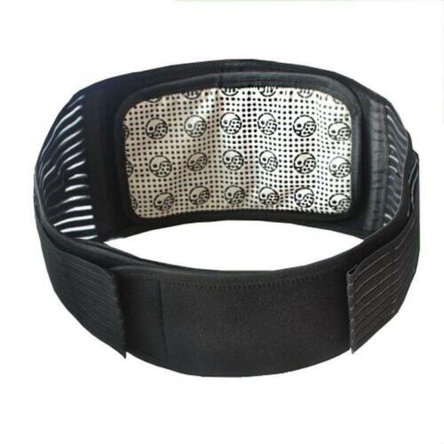 Waist Belt Self Heating Magnetic Lumbar Warm Back Support Protector Brace Band