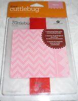 Cuttlebug Embossing Folder + Border Charles