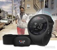Polar M200 Black Activity Tracker Running Sport Watch +hrm H7 Heart Rate Monitor