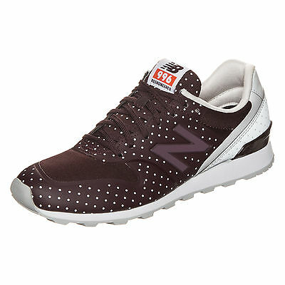 New Balance WR996-KC-D Sneaker Damen Rottöne NEU Schuhe Turnschuhe