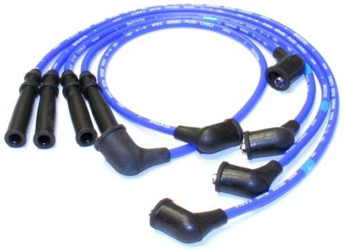 Spark Plug Wire Set NGK 9125 fits 1989 Nissan 240SX 2.4L-L4