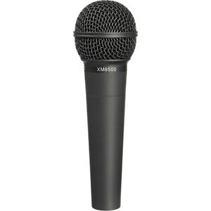 Behringer ULTRAVOICE XM8500 Dynamic Cardioid Vocal Microphone +Picks