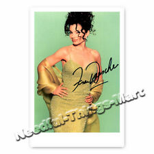Fran Drescher alias Die Nanny Fran Fine -  Autogrammfotokarte [AK1] 