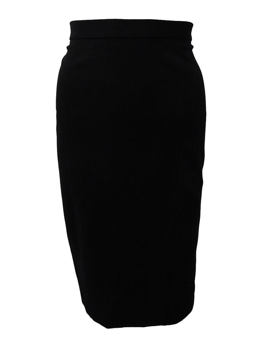 Kasper Women's Ponte-Knit Pencil Skirt