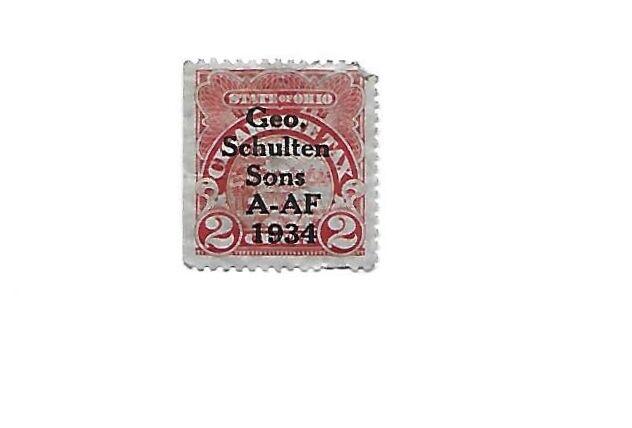 cigarette tax stamp machine