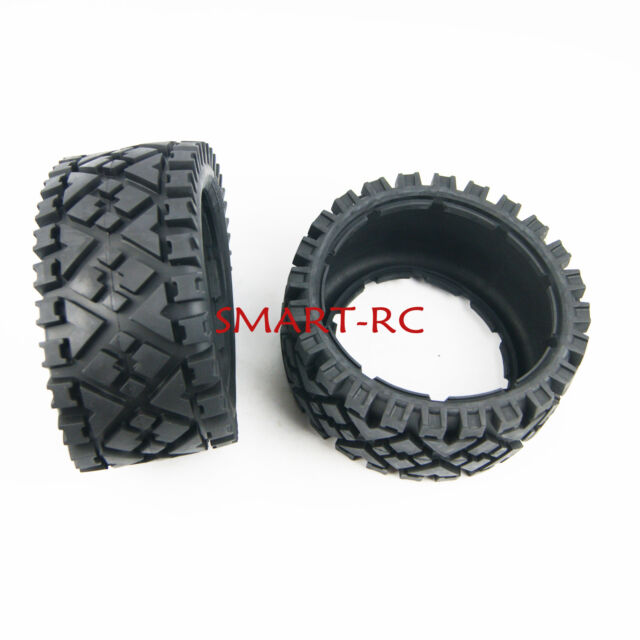 Rear All Terrain Tire for 1/5 HPI ROVAN KM BAJA 5B Smart