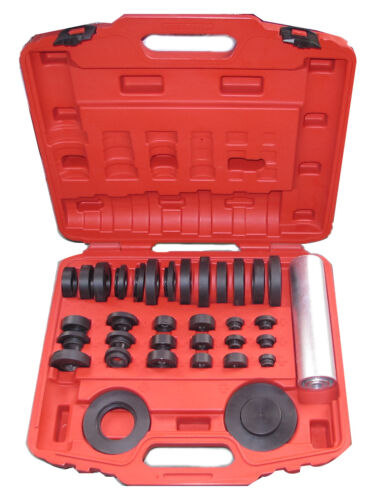 110mm Free Shipping 37pc Bearing and Seal Composite Installation Kit 6mm