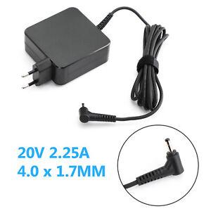 45W AC Adaptateur Chargeur Pour Lenovo ideapad 100/110 310 510S 710S PA-1450-55
