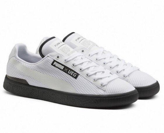 7dfb06ce64dda7 New Puma Court x UEG Premium 02 Mens White Sneakers shoes Trainers 361496  nosviv2911-Trainers