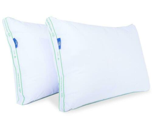 Sertapedic Firm Pillows 2 Pack Hypoallergenic Machine Washable King Queen Full