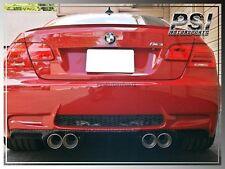 2007-2012 BMW E92 / E93 / M3 2Dr Coupe Only V Look Carbon Fiber Bumper Diffuser