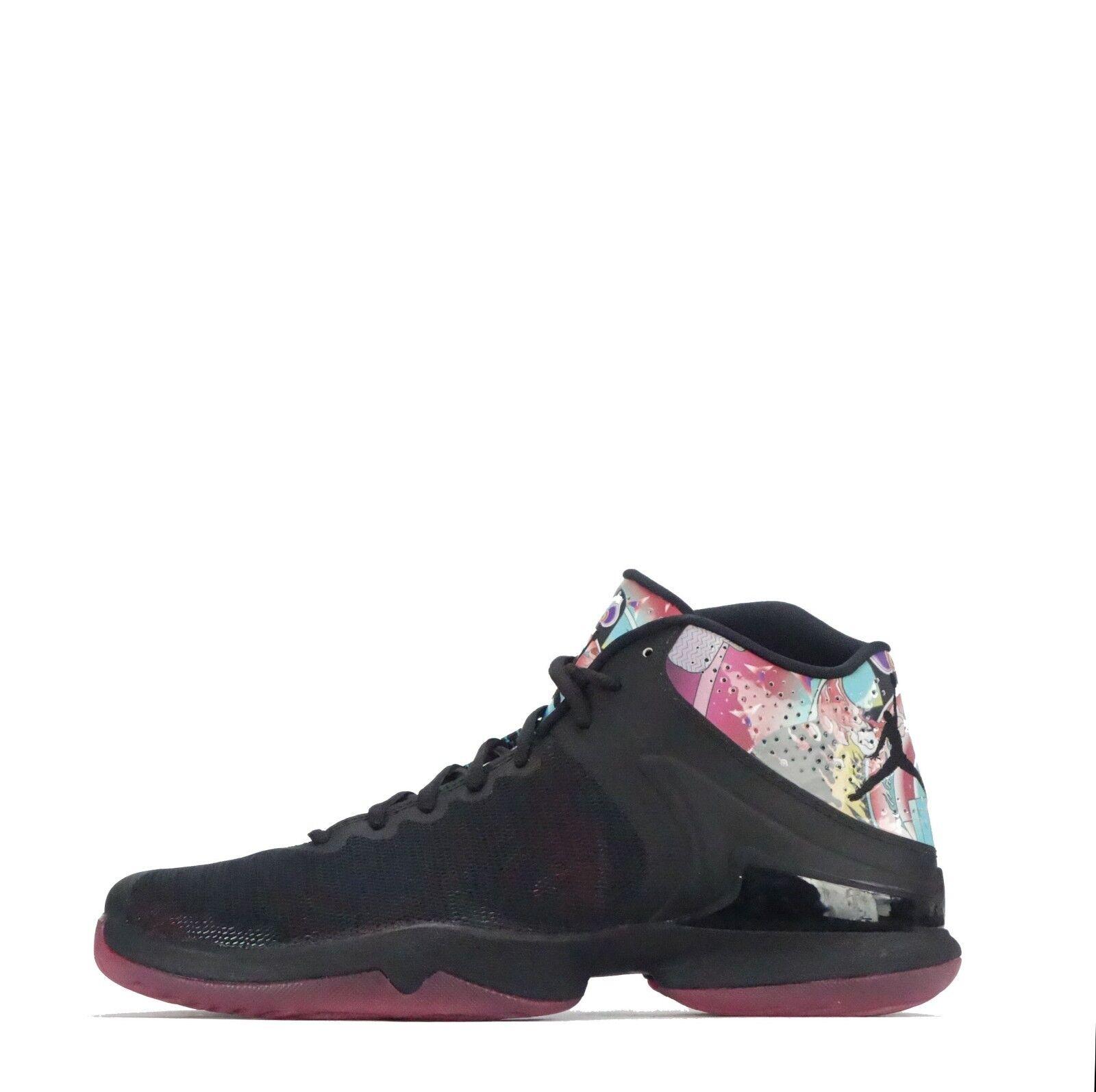 Jordan Super Super Super Fly 4 PO CNY Cinese Nuovo Year scarpe da ginnastica Uomo in Nero rosa | Primo gruppo di clienti  | Uomo/Donne Scarpa  7f4ed0