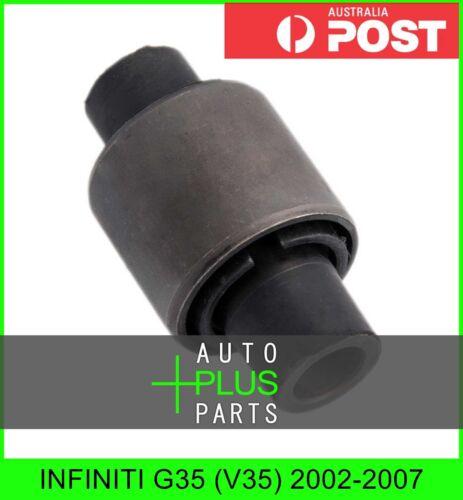 2002-2007 Rubber Suspension Bush Front Lower Arm V35 Fits INFINITI G35