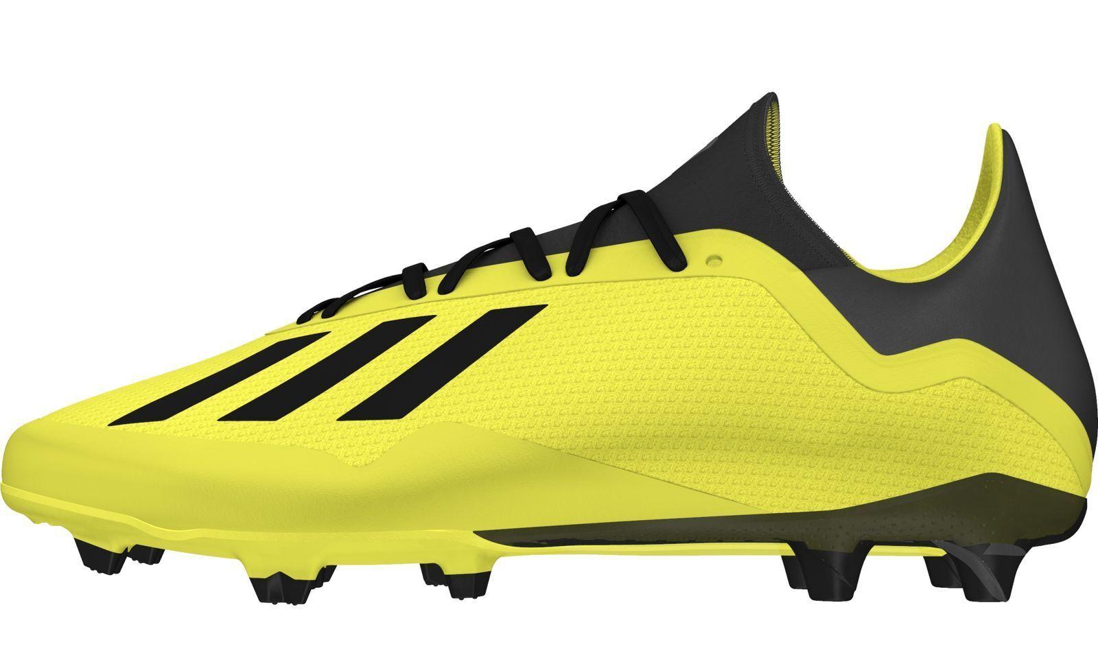 Adidas Perforuomoce Uomo Tacchetti Sautope da Calcio x 18.3 Fg