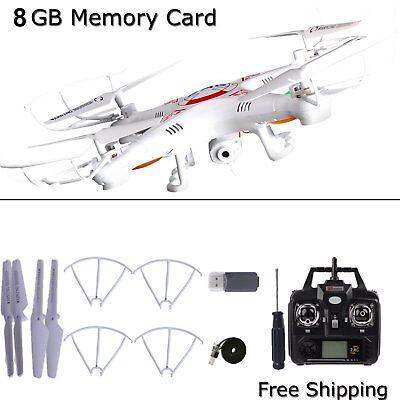 Pop X5C-1 2.4Ghz 6Axis Gyro RC Quadcopter Drone UAV RTF UFO with 0.3MP Camera