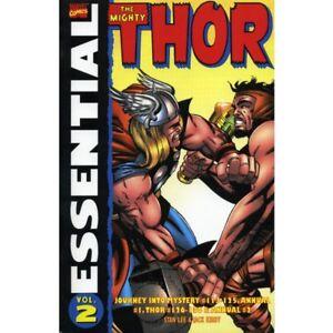 BD-comics-V-O-Marvel-Essential-The-Mighty-Thor-vol-2