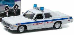 DODGE Monaco - Chicago Police - 1975 - Blues Brothers - Greenlight 1:24