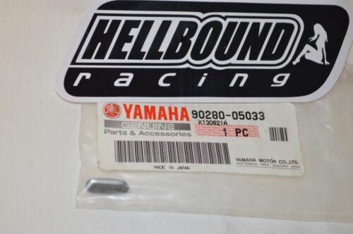 New OEM Yamaha Banshee 350 YFZ350 flywheel woodruff key 1987-2006