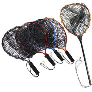 Aluminum-Alloy-Frame-Telescopic-Fishing-Net-Landing-Net-Carp-Fishing-Tackle-SS