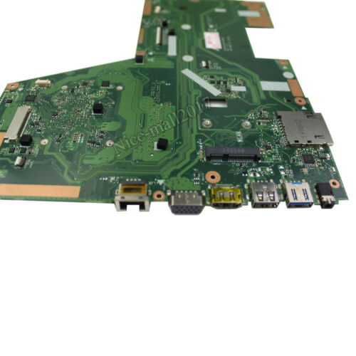 For Asus X551MA D550MA Laptop Mainboard 60NB0480-MB2400 Celeron With N3530 CPU