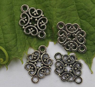 Wholesale 20//60PCS silver alloy fashion kangaroo charm pendant 26x12mm
