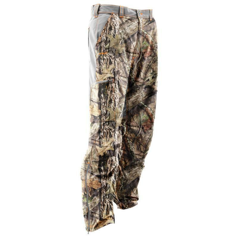 NOMAD Mossy RealTree Xtra Camo Hunting Pants Sz L Inseam 31  New NWT Ret  149.99