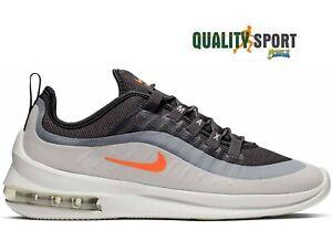 Dettagli su Nike Air Max Axis Grigio Scarpe Shoes Uomo Sportive Sneaker AA2146 013 2019