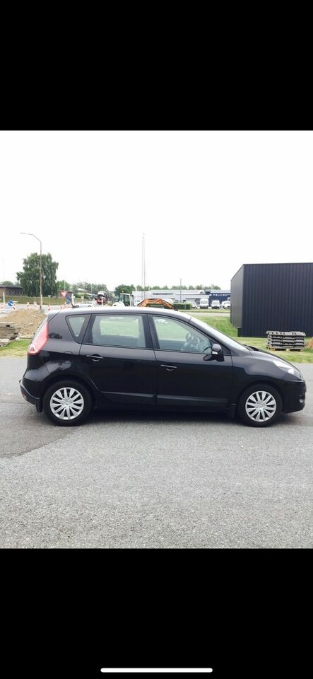 Renault Scenic III, 1,9 dCi 130 Dynamique, Diesel