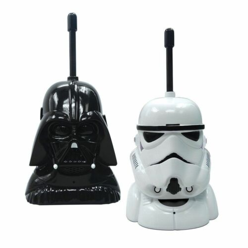 Neuf star wars enfants extérieur jeu talkie walkie toys