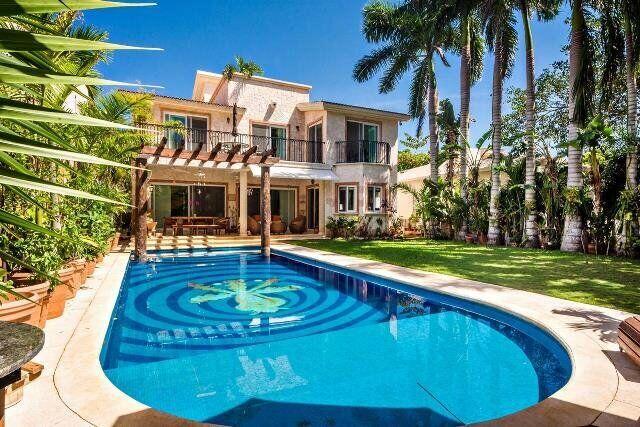 Villa en Renta Vacacional x semana en Puerto Aventuras