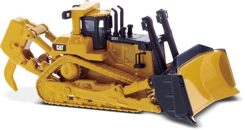 punto de venta 1 125 escala Diecast Masters 85538 Caterpillar D11T D11T D11T sobre orugas Bulldozer-Nuevo Y En Caja  tienda en linea
