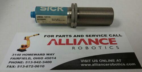 Sick Ultrasonic Sensor UM30-12113