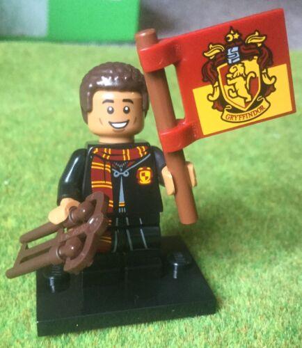 Exc Con 71022 Dean Thomas Lego Minifigure Harry Potter Series
