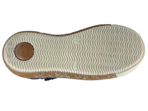 25-33 Neu Bisgaard 80302 Ballerinas Leder Mädchen Spangen Schuhe grau Gr