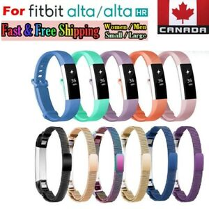 For-Fitbit-Alta-HR-Ace-Wrist-Band-Replacement-Silicone-Metal-Bands-Small-Large