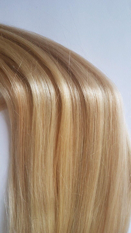 Human Hair Rooting Rooting Rooting Reborn Babies Toddlers Straight 100g Pale Blonde NOT Mohair 4c4382