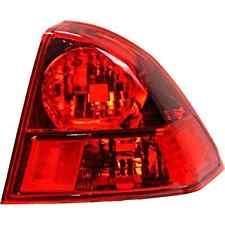 Fits 08-12 HD ACCORD SEDAN Tail Lamp Light Quarter Mounted Right Passenger