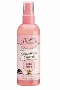 Patisserie-de-Bain-Body-Mist-Spray-150ml-Fragola-Cupcake