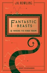 Fantastic-Beasts-and-Where-to-Find-Them-Harry-Potter-New-Book-Hardcover